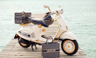 Novitet: Vespa 946 by Christian Dior