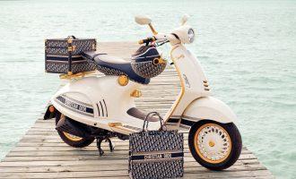 Novitet: Vespa 946 by Christian Dior