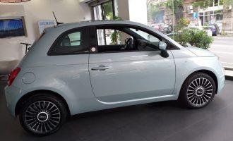 Fiat 500 Hybrid stigao u domaće salone