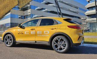 U novom broju AM pročitajte Kia XCeed 1,4 Turbo test