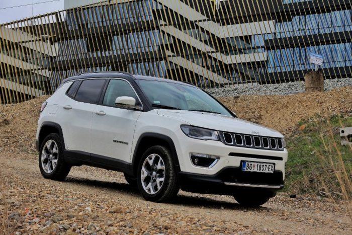 Auto magazin Srbija Test Jeep Compass