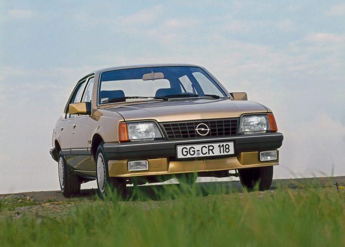 Auto magazin Srbija Opel Ascona