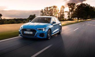Galerija: Audi A3 Sedan