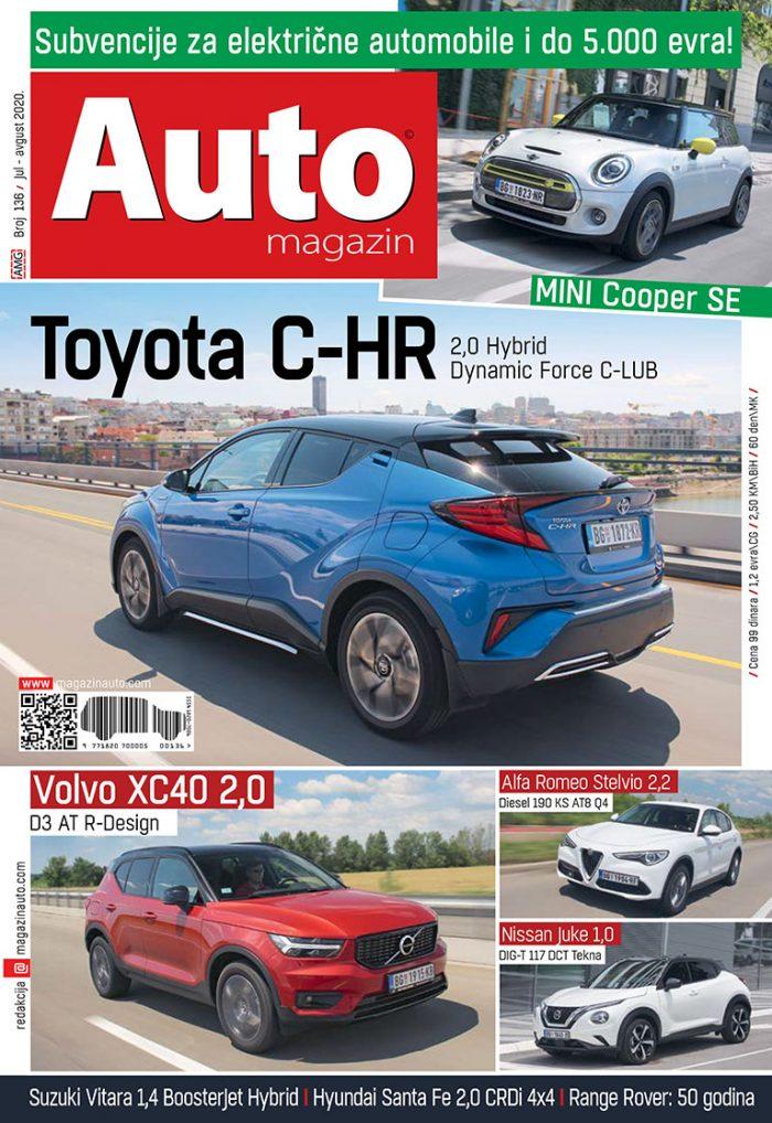 Auto magazin 136