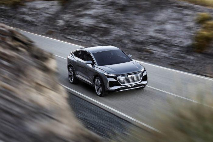 Auto magazin Srbija Audi Q4 Sportback E-Tron Concept