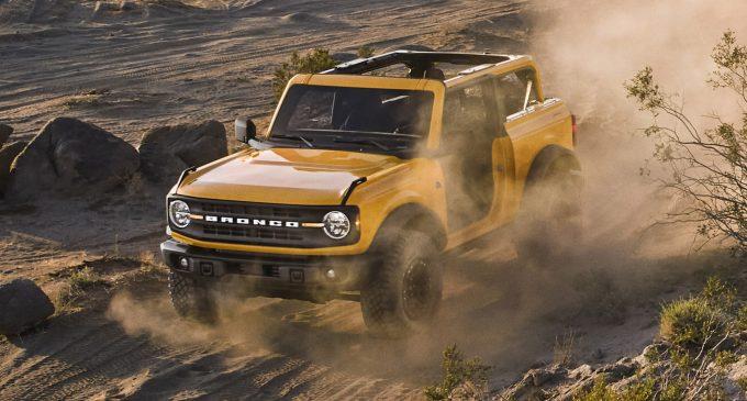 Ford Bronco je vrhunski terenac a Bronco Sport manja verzija