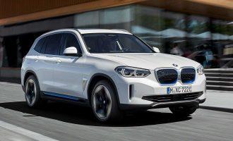 Premijera: BMW iX3 je potpuno električni X3