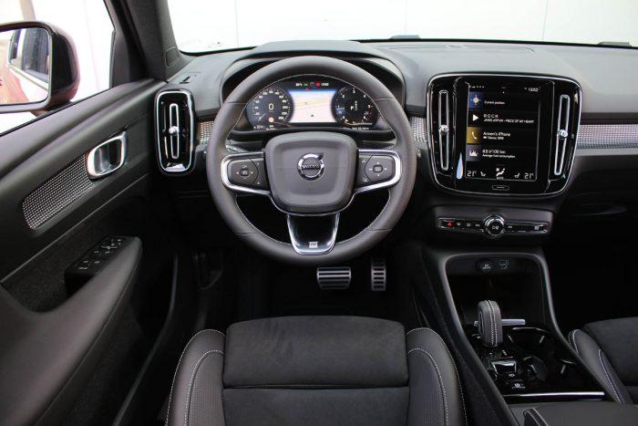 Auto magazin Srbija Test Volvo XC40 D3