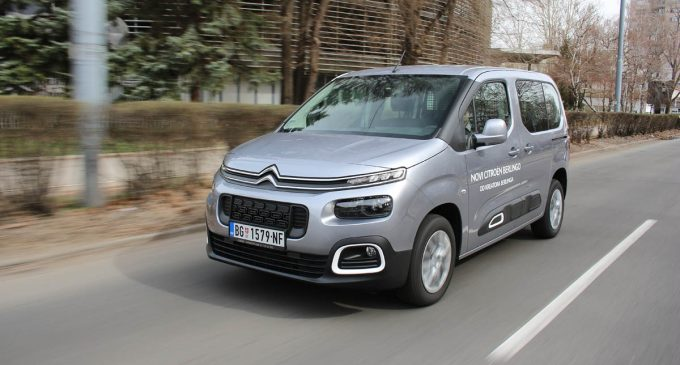 TEST: Citroën Berlingo Business BlueHDi 100 N1