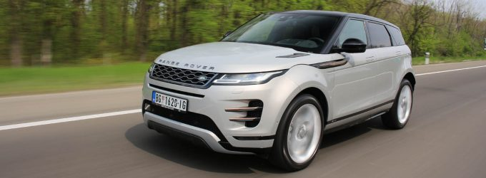 TEST: Range Rover Evoque D180 AWD