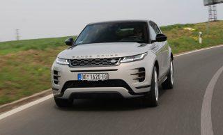 TEST: Range Rover Evoque D180 AWD