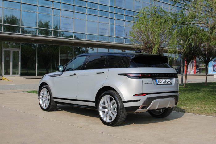 Auto magazin Srbija Test Range Rover Evoque