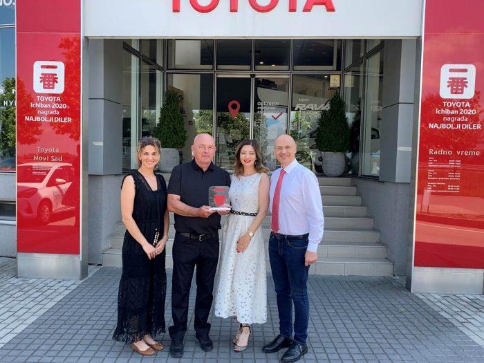 Auto magazin Srbija Toyota Ichiban TAGO Car