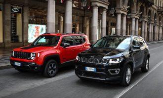 Počelo primanje porudžbina za Jeep Rengade 4xe i Compass 4xe