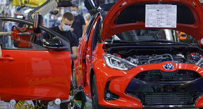 U Francuskoj počela proizvodnja nove Toyote Yaris