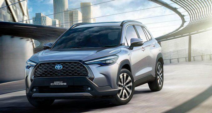 Toyota Corolla Cross stiže i u Evropu?