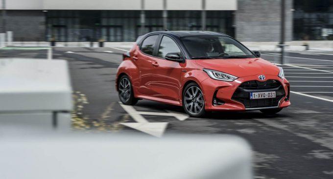 Toyota automobili treći najprodavaniji u Evropi
