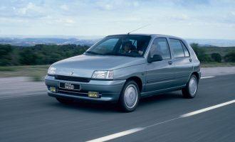 Renault Clio slavi 30. rođendan