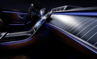 Raskoš i hedonizam: Mercedes S-Klase