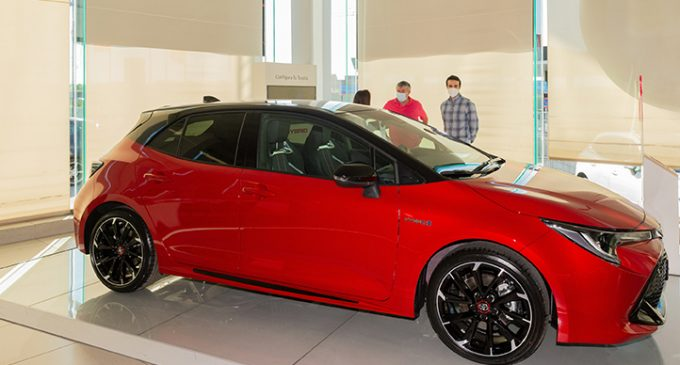 Isporučen tromilioniti Toyota Hybrid