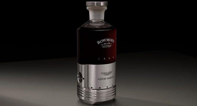 Ni promućkan ni promešan: Aston Martin viski sa DB5 klipom