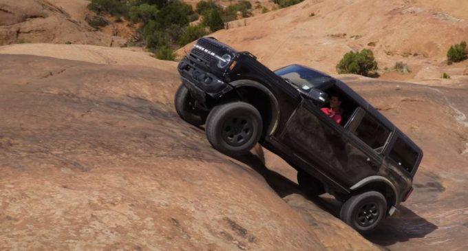 Ford Bronco pokazao mišiće na najtežim terenima