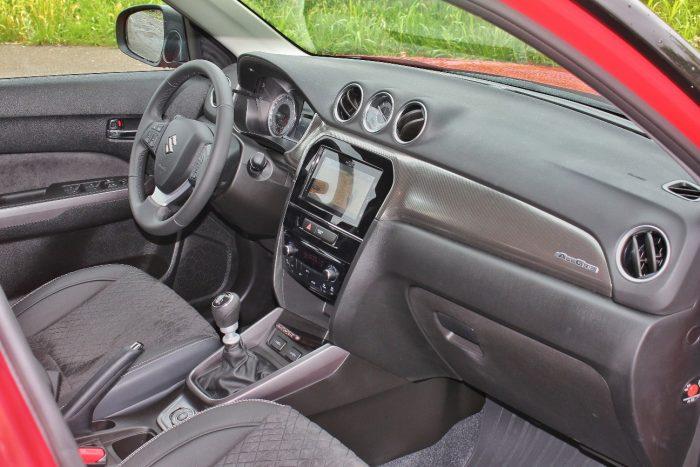 Auto magazin Srbija Suzuki Vitara Test