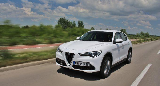 Alfa Romeo Stelvio na testu u novom broju Auto magazina