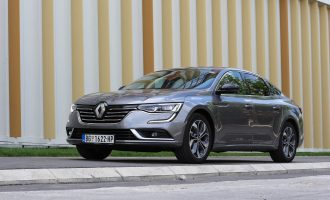 TEST: Renault Talisman S-Edition Blue dCi 200 EDC