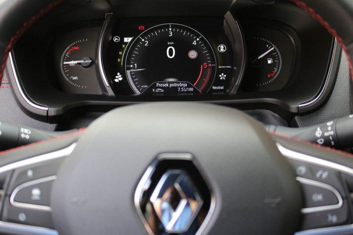Auto magazin Srbija TEST Renault Talisman S-Edition Blue dCi 200 EDC