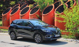TEST: Renault Kadjar 1,5 Blue dCi 115
