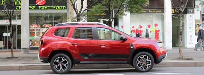 TEST: Dacia Duster 1,3 TCe 130 FAP