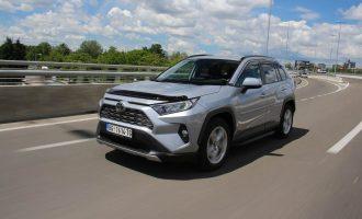Toyota u Evropi beleži rezultate iznad proseka tržišta