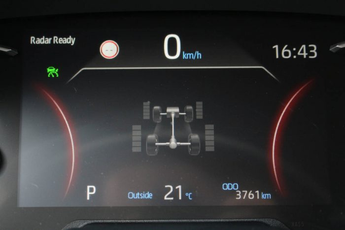 Auto magazin Srbija Test Toyota RAV4 2,0 AWD CVT Elegant