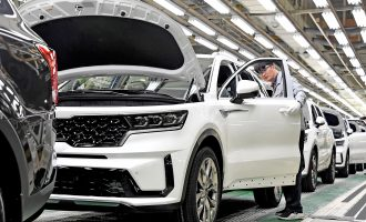 Počela proizvodnja Kije Sorento Hybrid za Evropu