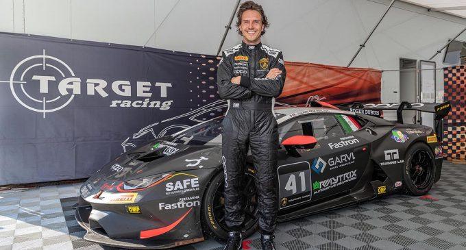 Miloš Pavlović kreće u novu sezonu Lamborghini Super Trofeo takmičenja
