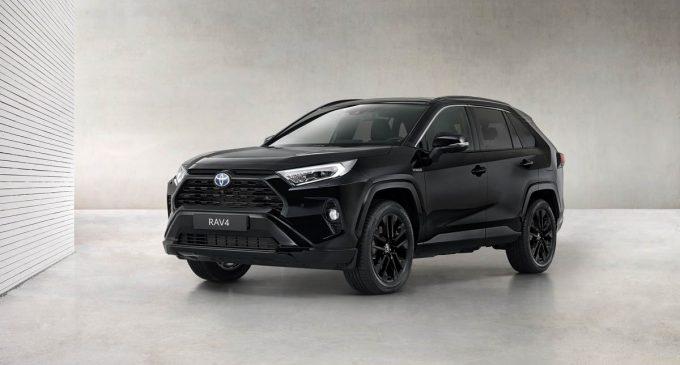 Toyota RAV4 Hybrid Black Edition u prodaji od oktobra