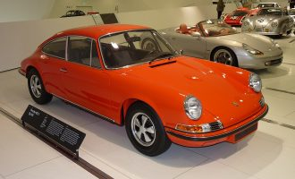 Porsche Panamera ima preteču u vidu modela 915