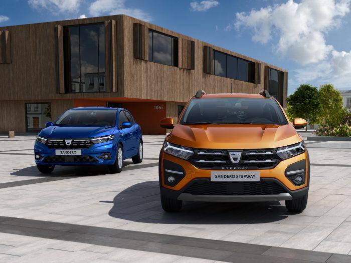 2021 Dacia Sandero & Logan