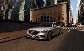 Kralj luksuza: novi Mercedes S-klase