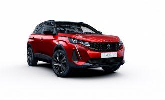 Premijera: redizajniran Peugeot 3008