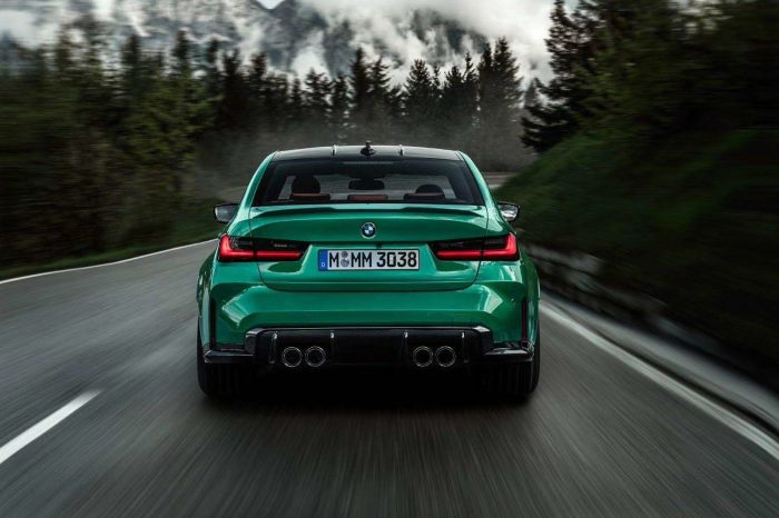 Auto magazin Srbija BMW M3 & M4