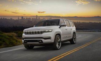 Grand Wagoneer će biti najveći i najluksuzniji u Jeep gami