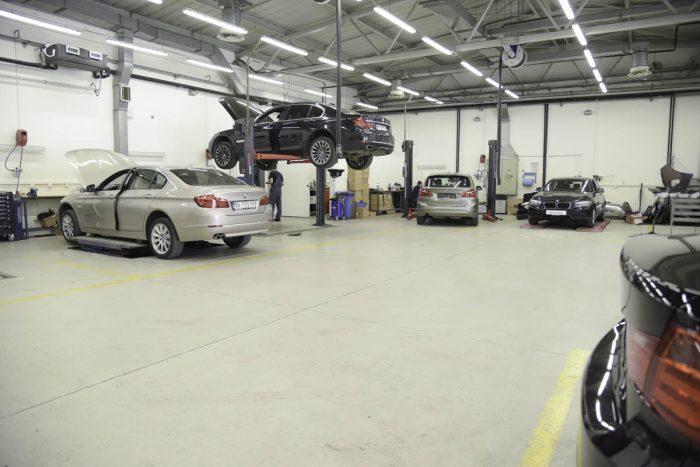BMW MINI ovlašćeni servis Delta Motors Novi Beograd