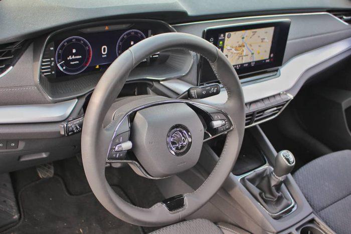 Auto magazin Srbija Test Škoda Octavia 1.5 TSI