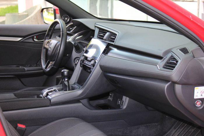 Auto magazin Srbija Test Honda Civic 1.5 Turbo Sport