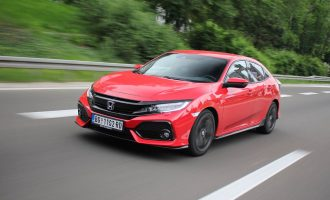 TEST: Honda Civic 1,5 Turbo Sport