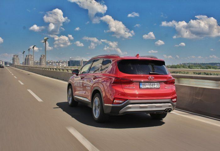 Auto magazin Srbija Test Hyundai Santa Fe