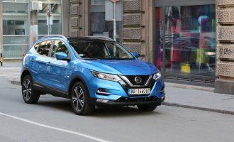 Nissan Qashqai najprodavaniji u klasi u našoj zemlji