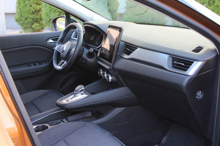 Auto magazin Srbija Test Renault Captur Edition One Blue dCi 115 EDC